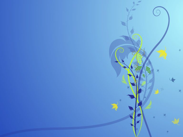 Blue Flower Abstract 1280 X 960 768x576