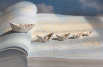 Boats Ships Paper 2560 x 1600 340x220