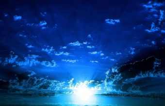 Bright Light At Sunset 2880 x 1800 340x220