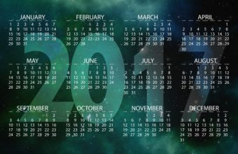 Calender 2017 Wallpapers