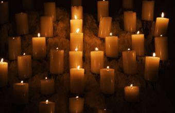 Candle Lights 1920 x 1200 340x220