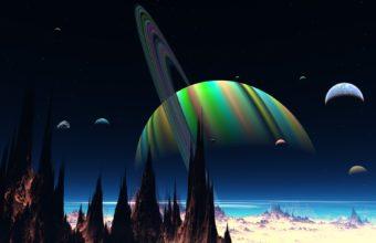 Cg Digital Art 3d Space Universe 1941 x 1200 340x220