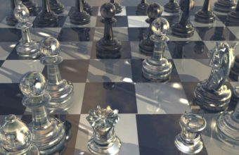 Chess Board Glass 1440 X 810 340x220