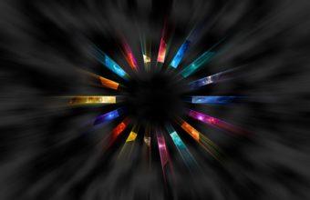 Circle Colorful Rotation 1650 X 1050 340x220