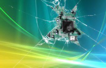 Circuit Chip Crack 1440 X 900 340x220