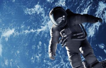 Cosmonaut Weightlessness Space Suit 1920 x 1060 340x220