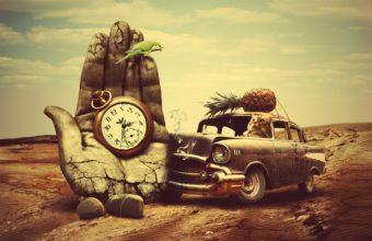 Creative Hand Surrealism 3000 x 2000 340x220