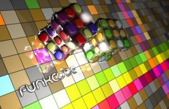 Cubes Funk Cube 1125 X 900 340x220