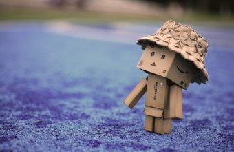 Danbo Cardboard Robot Hat 1920 x 1280 340x220