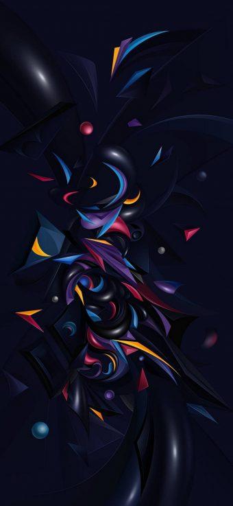 Dark Phone Wallpaper 194 1080x2340 340x737