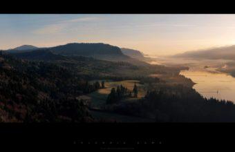 Dawn Nature Landscapes Rivers Gorge 1920 x 1080 340x220