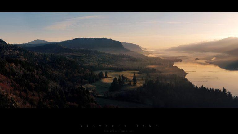 Dawn Nature Landscapes Rivers Gorge 1920 x 1080 768x432