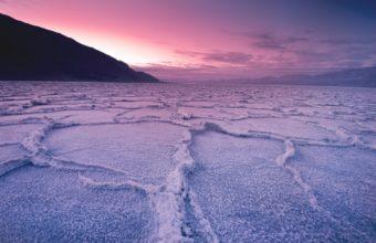 Death Valley Salt Flats Nature 1920 x 1200 340x220