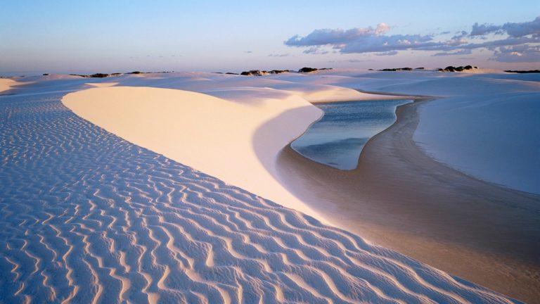 Desert Beaches Water Lakes Pond 1920 x 1080 768x432
