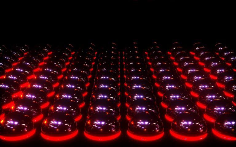 Digital 3d Balls 1920 x 1200 768x480