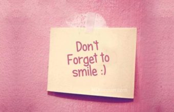 Dont Forget Smile FB Cover Photo 851 x 315 340x220