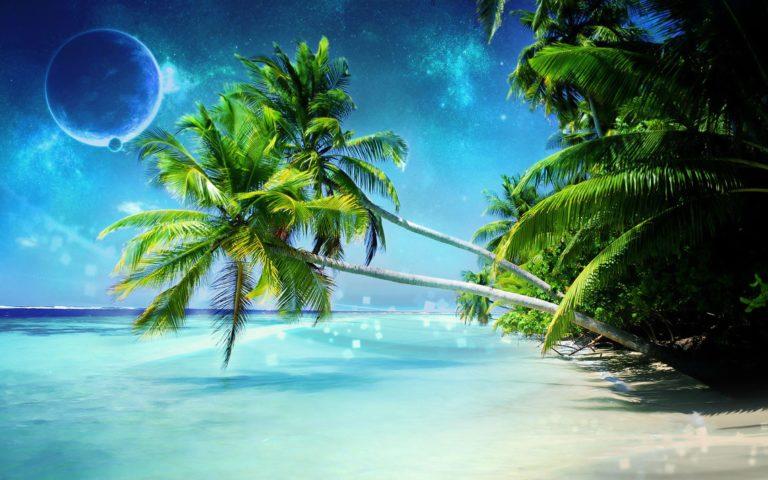 Dream Beach 1680 x 1050 768x480