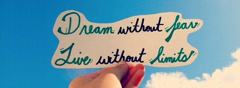 Dream Facebook Cover Photo 851 x 315 768x284