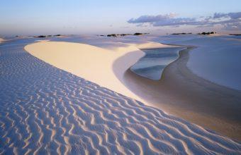 Dunes Lagoa Bonita Parque Nacional 1680 x 1050 340x220
