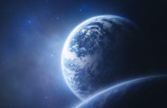 Earth Planet Orbit 1200 x 900 340x220
