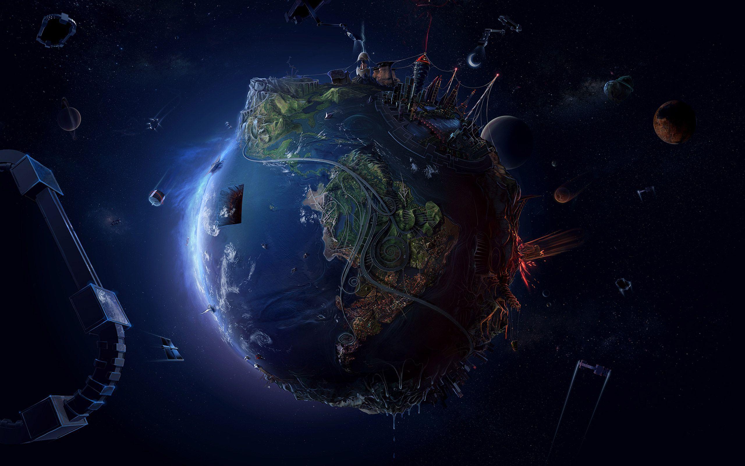 Earth wallpapers 18 2560 x 1600 voltagebd Gallery
