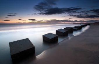 England Blyth Beaches Water 1229 x 768 340x220