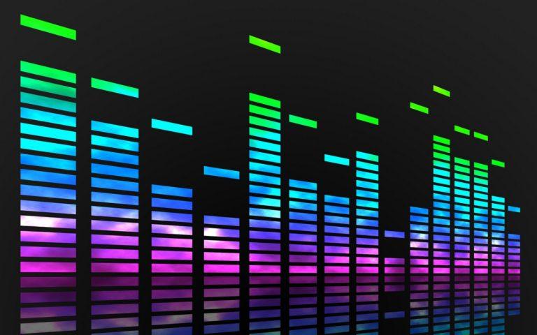 Equalizer Rainbow Rectangle 1440 X 900 768x480