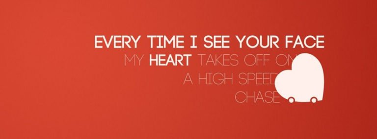 FB Cover Photo of Love Thought 851 x 315 768x284