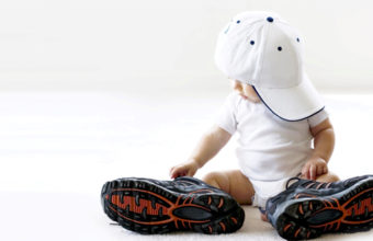 Facebook Cover Photo of Cute Baby 850 x 315 340x220