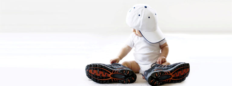 Facebook Cover Photo of Cute Baby 850 x 315 768x285