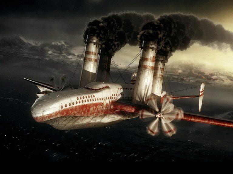 Factory Plane 1600 X 1200 768x576