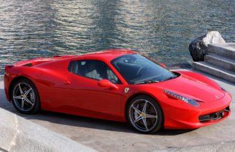 Ferrari 458 Italia Spider 1200 x 900 340x220
