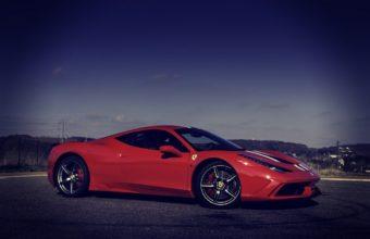 Ferrari 458 Speciale 1440 x 900 340x220