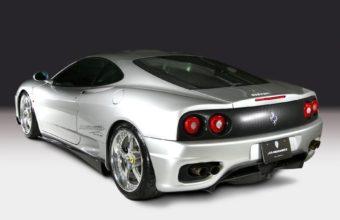 Ferrari 55 Silver 1920 x 1200 340x220