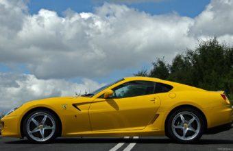 Ferrari 599 Gtb Fiorano Hgte Yellow 1920 x 1200 340x220