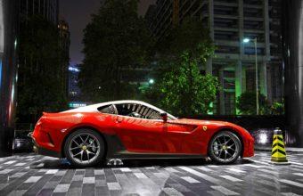 Ferrari 599 Gto 1344 x 900 340x220