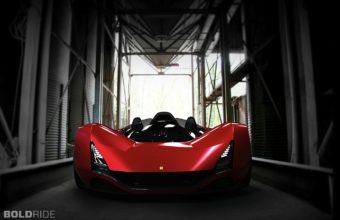 Ferrari Aliante Concept Car 2000 x 1309 340x220