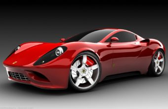 Ferrari Dino Concept Car 1920 x 1200 340x220