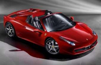 Ferrari Red Car 1920 x 1440 340x220