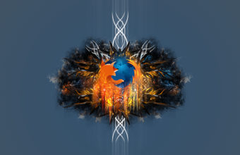 Firefox Wallpapers 09 1280 x 1024 340x220