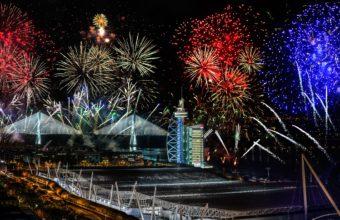 Fireworks Backgrounds 23 3840 x 2024 340x220