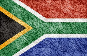 Flag South Africa Texture 1800 x 1200 340x220