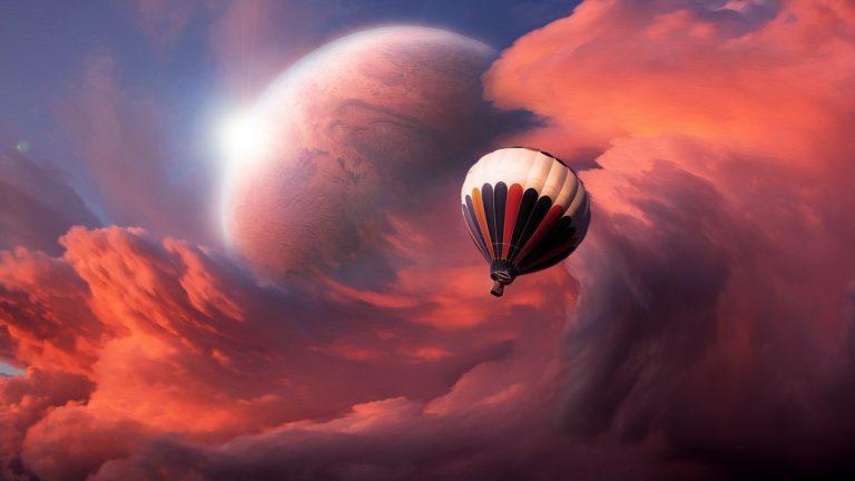 Flight Balloon Sky 1440 X 810 768x432