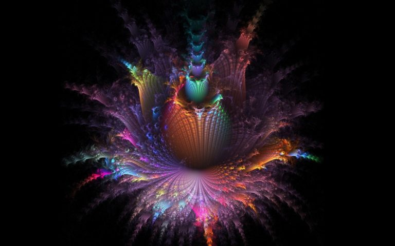 Flower Pattern Light 1920 X 1200 768x480