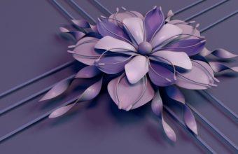 Flower Rendering Petals 1920 X 1080 340x220