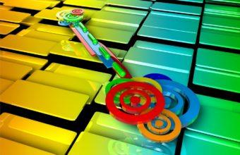 Form Rainbow Circles 1374 X 900 340x220