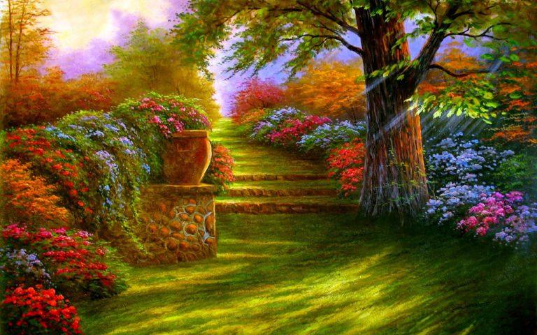 Garden Wallpapers 11 1280 x 800 768x480