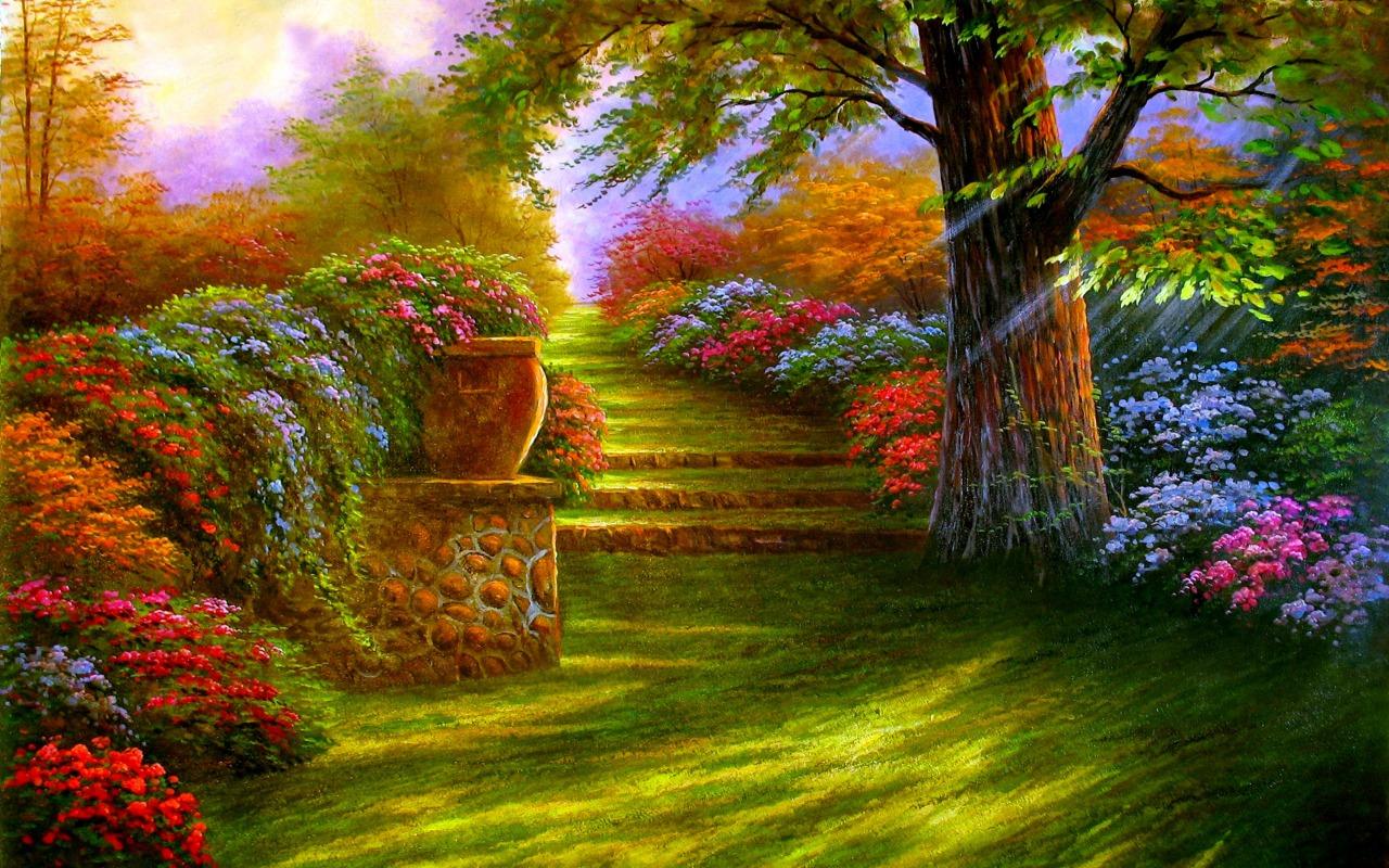 Garden Wallpapers 11
