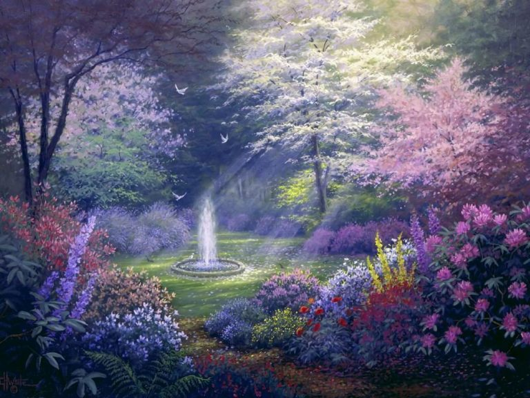 Garden Wallpapers 36 1600 x 1200 768x576