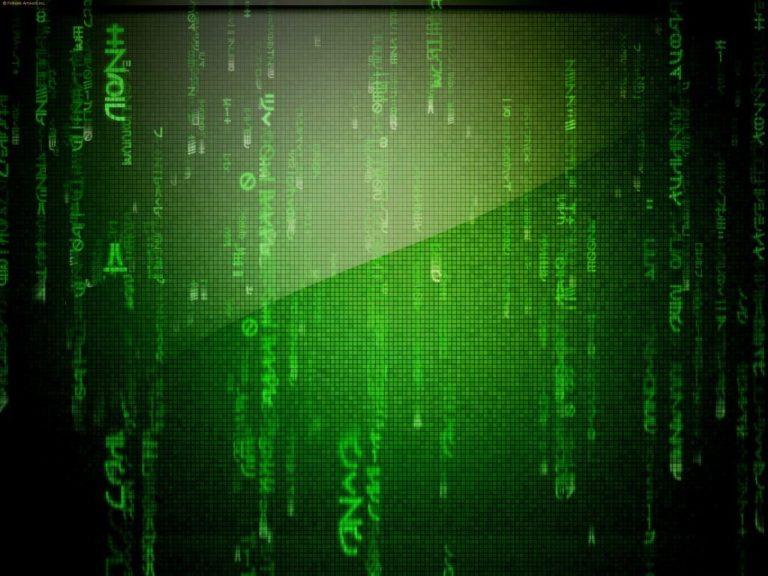 Glass Matrix 1024 X 768 768x576